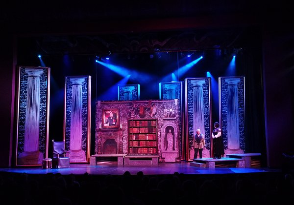 Chicago Wenatchee - Directed by Jaime Donegan - Numerica Performing Arts Center of Wenatchee, 2016 - Co Produced and Scenic Design by Don Fox - Lighting Design by Josh Hemmo